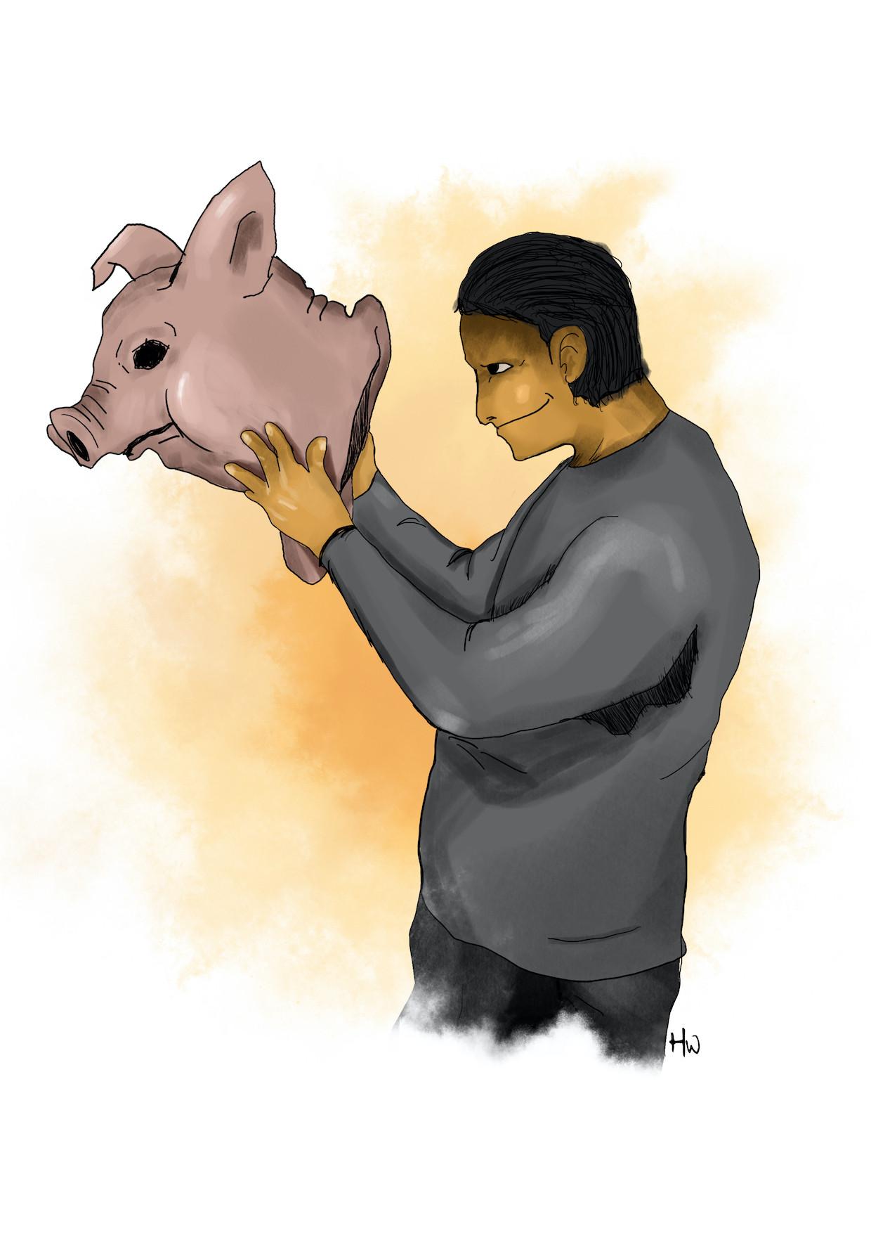 The boar demon hunt that shook the internet