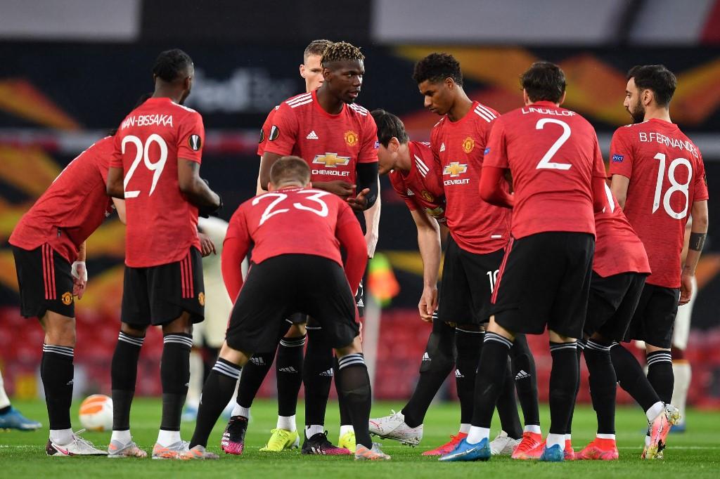 Man Utd aim to keep Man City title celebrations on ice - Sports - The  Jakarta Post