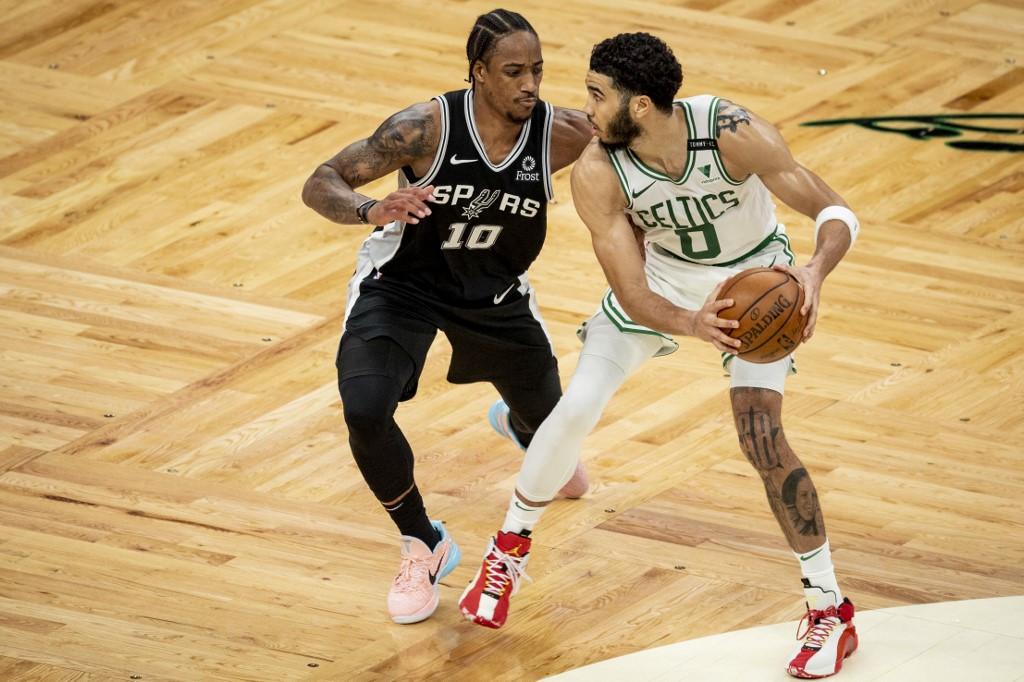 Tatum explodes for 60, Celtics roar back from 32-point deficit