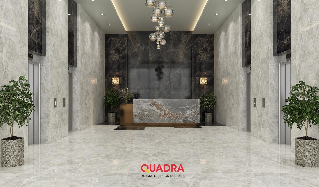 Creating dream space with Quadra