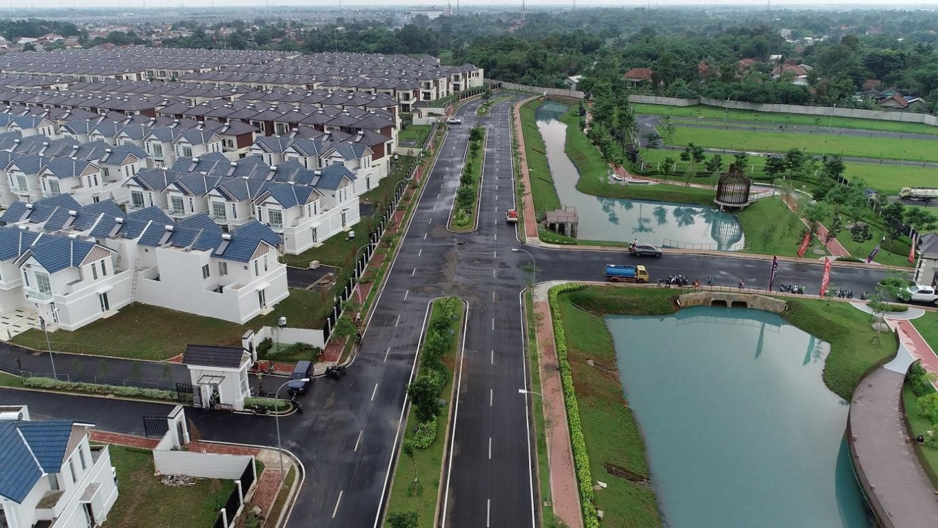 Lavon Swancity offers dream houses with Insentive PPN in the heart of Tangerang