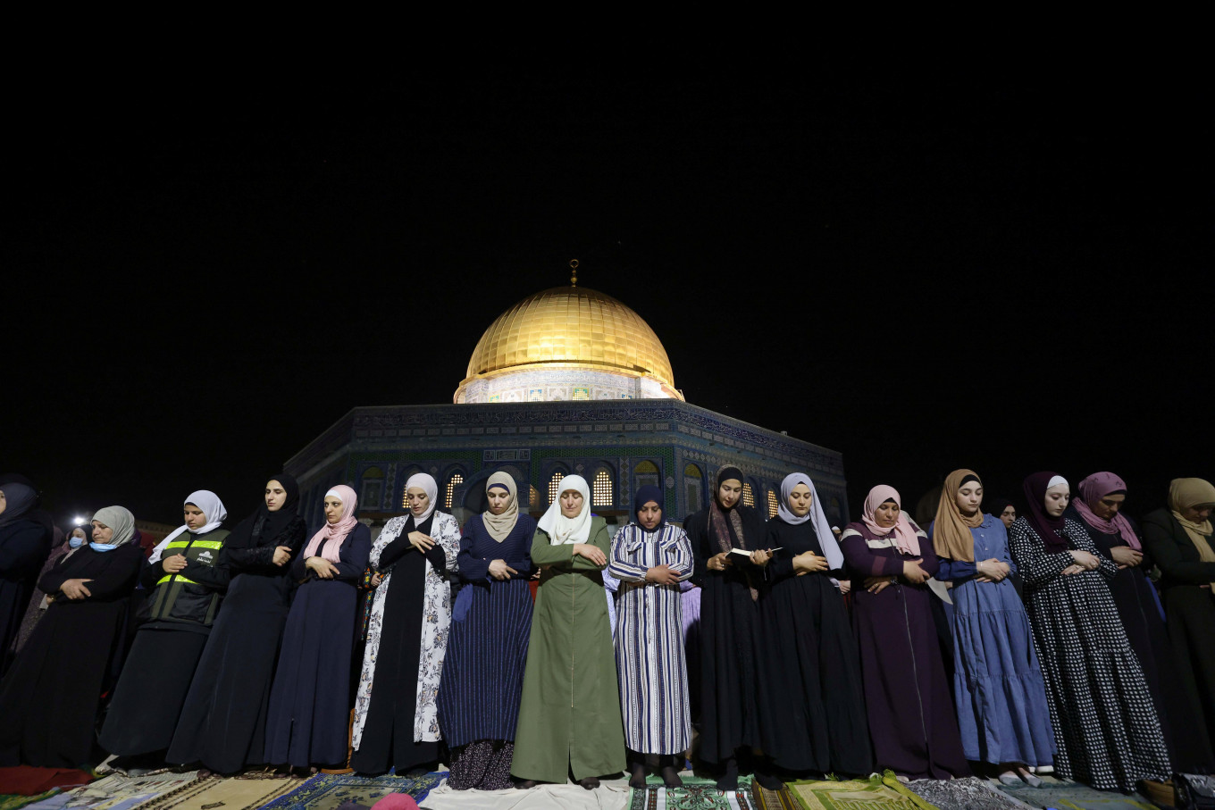 Indonesia condemns Israel's use of force against Palestinians