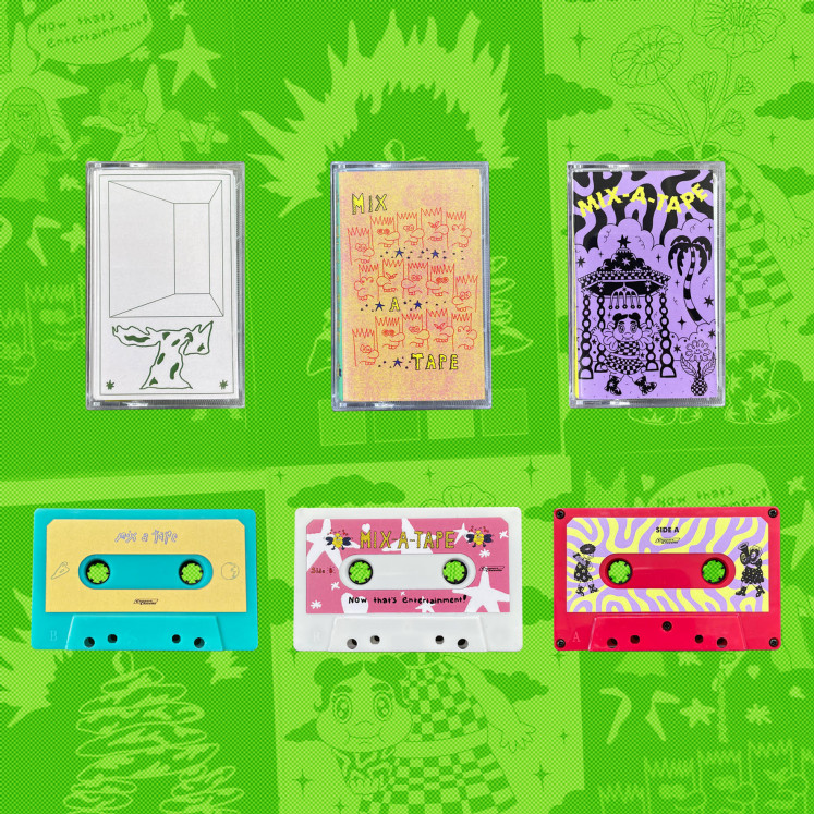 Mix-A-Tape introduces mixtapes to the streaming generation