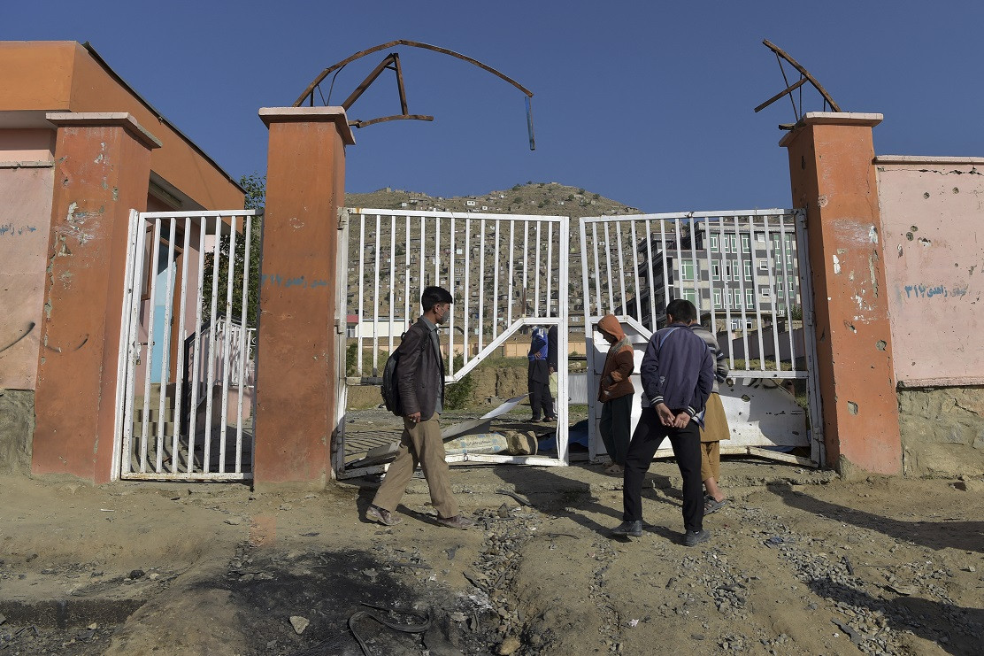 Indonesia condemns deadly attacks in Afghanistan