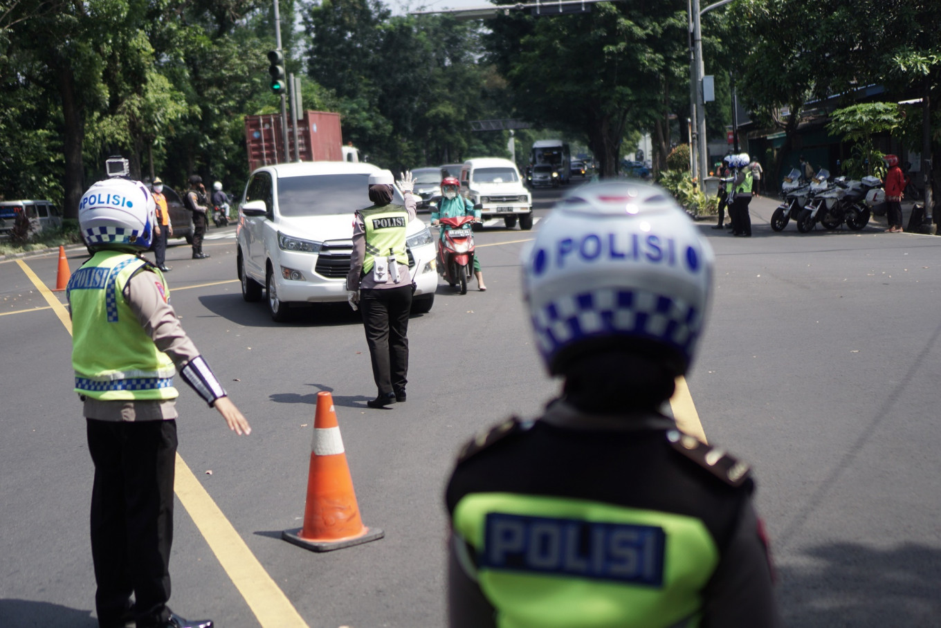 Concerns grow over Sumatra's surging COVID-19 cases