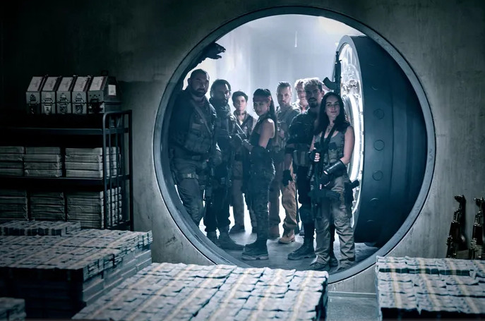 Zombies hit Las Vegas in Zack Snyder heist movie 'Army of the Dead'