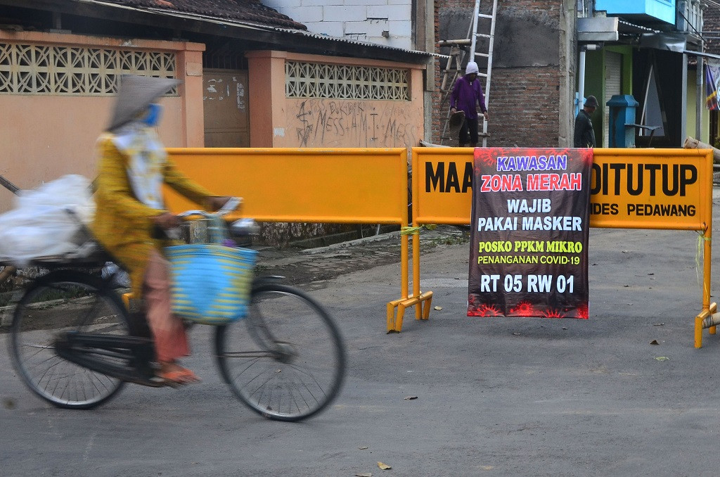Indonesia rules out large-scale restrictions for post-Idul Fitri COVID-19 surge