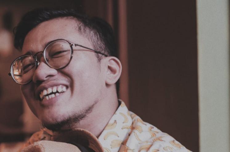 Membantu orang lain seperti dia: Caesar, 30, ikut mendirikan beberapa situs di Indonesia bersama teman-temannya, Transition ID, Transmen Indonesia dan Transmontak, untuk membawa lebih banyak visibilitas kepada pria trans.