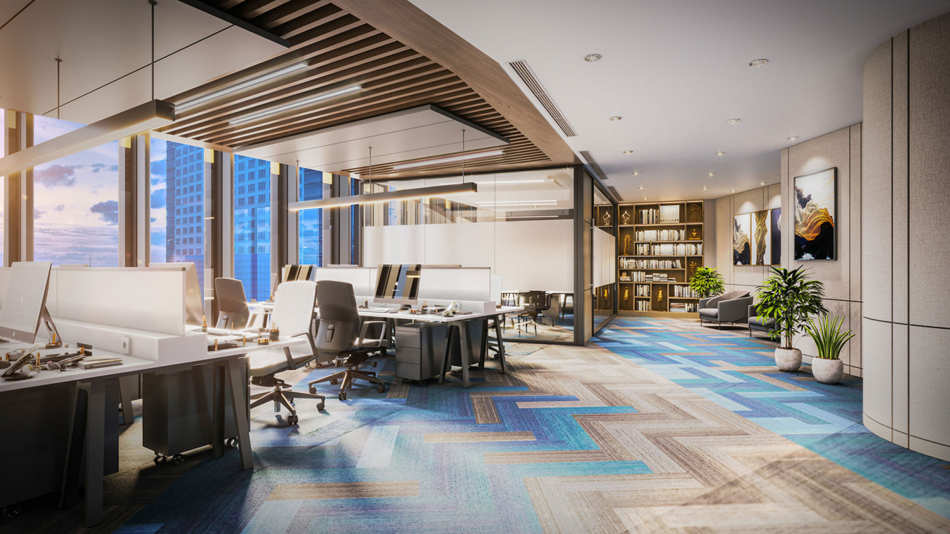 Premium Office Tower Podomoro City: Your all-access business and leisure hub in Medan