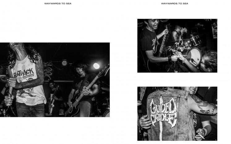 Realisasi: Buku ini mengikuti band punk politik Koteka adalah Alasan saat mereka menyebarkan pesan mereka tentang inklusi melalui punk rock.