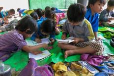 Myanmar: Anak-anak masih menanggung beban kudeta militer