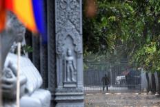 Kamboja menangguhkan festival orang mati setelah wabah virus corona