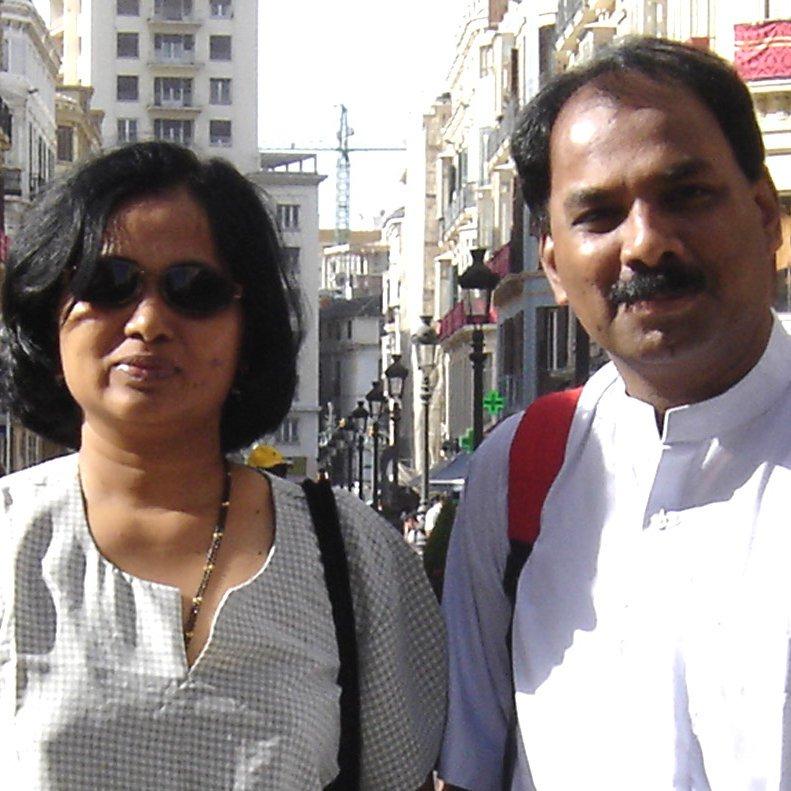 Anand & Madhura Katti